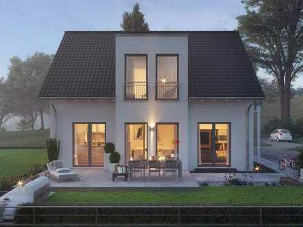 Bauen zum Mietpreis - auch ohne Eigenkapital. Ihr Traumhaus vom deutschen Ausbauhaus-Marktführer!