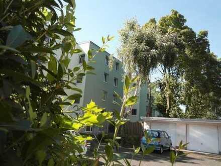3-Zimmer-Wohnung mit Terasse und Gartenzugang