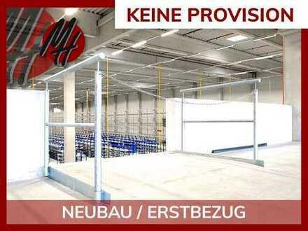 PROVISIONSFREI! NEUBAU/ERSTBEZUG! Lager-/Logistikflächen (ca. 30.000 qm/teilbar) zu vermieten