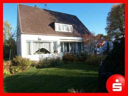 Einfamilienhaus in Buxheim mit Traumgrundstück