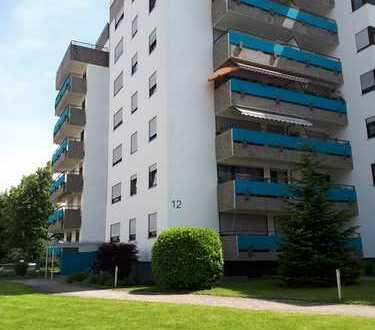 BURGER IMMOBILIEN...! Weinstadt-Benzach, barrierefreie Wohnung mit Ausblick!