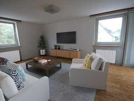 2-Raum Wohnung mit Balkon in zentraler Lage ab sofort verfügbar