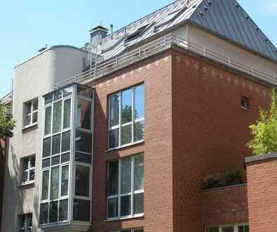 Df.-Hafen: Attraktive Dachterrassenwohnung