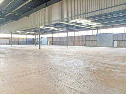 Isernhagen: Lager- und Hallenflächen in verkehrsgünstiger Lage nahe der A7 zu vermieten