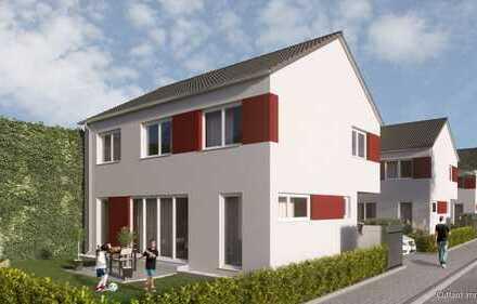 Bestens ausgestattet: Neubau-EFH in Blankenloch / KfW-Effizienzhaus 55