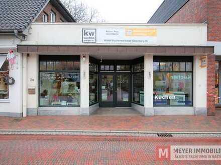 Niveauvolle Gewerbefläche Oldenburger Str. / Bahnhofstr. in Rastede zu vermieten (Objekt-Nr.: 5211)