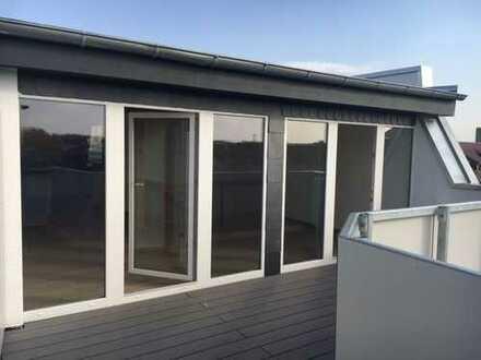 Wohnen & Homeoffice: Neubau-3-R-Maisonette-Wohnung mit historischer Fassade zum Kauf