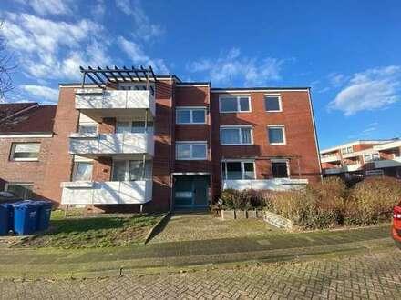 Top!!! Schöne, helle 3-Zimmer-Wohnung im Herzen von Esens!!!