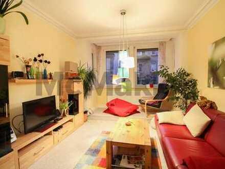 Vermietete 3-Zimmer-Wohnung mit Balkon in Stuttgart-Gablenberg