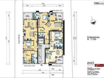 Moderne, hochwertige 3-Zimmer-ETW, GT-Innenstadt, Fahrstuhl, Terrasse, Stellplatz