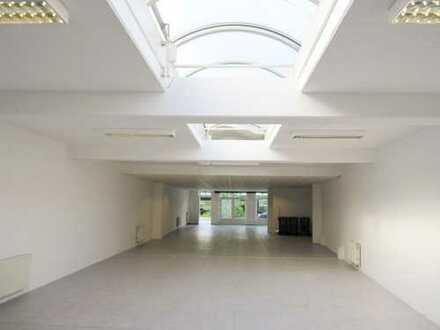 * GEWERBE-FLÄCHE - Innenstadt * ca. 290m² * Laden/ Parkdeck vor der Tür