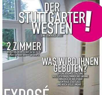 Wohnen im Stuttgarter Westen - EG-Altbau im Stgt.-Westen