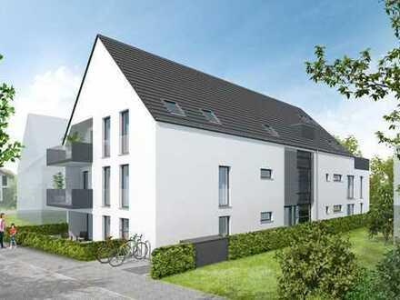 Ostfildern - Neubau-Terrassenwohnung mit eigenem Garten