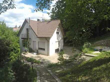 Freistehendes, ruhig und idyllisch gelegenes Einfamilienhaus in Sonnenberg auf 1 Jahr zu vermieten!