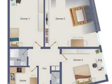 WG Zimmer in neu renovierter Wohnung zu vergeben 20qm