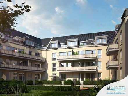 Erster sein!!! Neubau in Porz-Mitte mit Aufzug und großem Balkon!