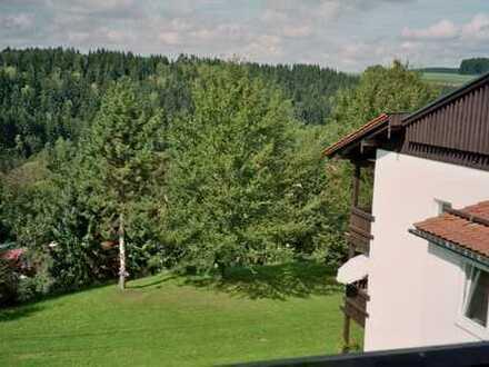 Gepflegte 2-Zi.-Ferienwohnung mit Balkon, Terasse u. Küchenzeile in Vohenstrauß-Bömischbruck