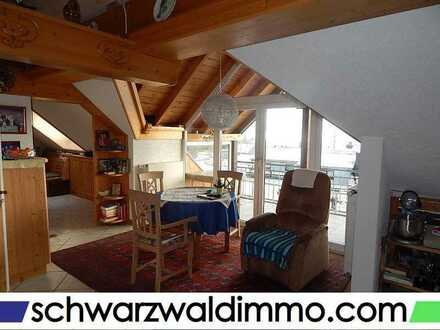Traumhafte Dachgeschosswohnung mit Wohlfühlambiente