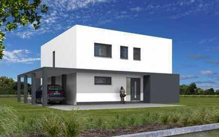 *** Kaarst - Neubau eines freist. EFH im Baushausstil - modernes Wohnen für gehobene Ansprüche****