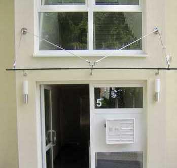 Exklusive, gepflegte 3,5-Zimmer-EG-Wohnung mit Balkon in Haan