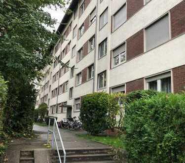 1-Zimmer-DG-Wohnung in Durlach/Aue