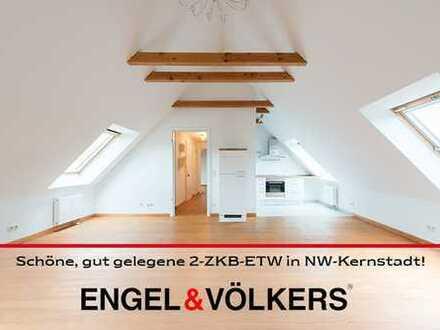 Schöne, gut gelegene 2-ZKB-ETW in NW-Kernstadt!