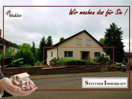 *Ein Wohnzimmer zum Tanzen*...tolle XXL-Wohnung mit Feldrandlage in Wackernheim