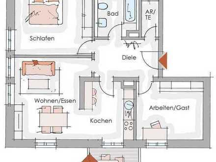3 Zimmer, zentrale Lage in Baiersdorf