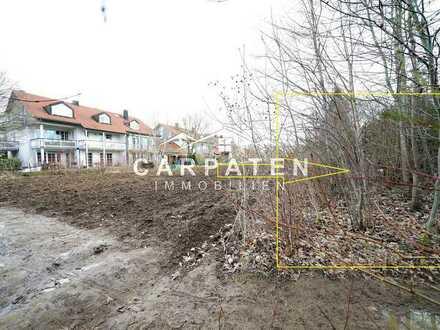 Spekulationsgrundstück ca. 500 m² im Wohngebiet - 81241 München