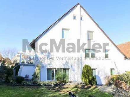 Traumhaftes Haus in Villengröße - inkl. Südgarten, Wintergarten und Garage