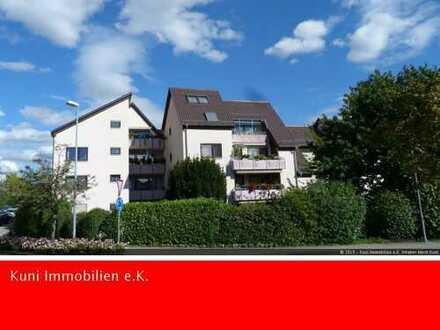 Wohnen wie im eigenen Haus. Große 5,5-Zimmer-Maisonettewohnung mit Balkon und Garten.