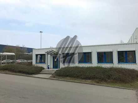 KEINE PROVISION ✓ Lager-/Produktion (5.600 m²) & Büro-/Sozial (300-1.400 m²) zu vermieten