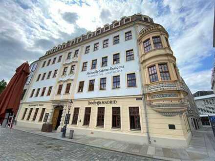 Luxuriöses Appartement mit grandiosem Blick auf die Frauenkirche