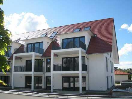 Erstbezug: attraktive 3-Zimmer-Maisonette-Wohnung mit EBK und Balkon in Kißlegg