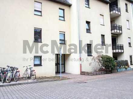 Kapitalanlage oder eigene 4 Wände: Gepflegtes 1-Zi.-Appartement mit Balkon in Nürnberg