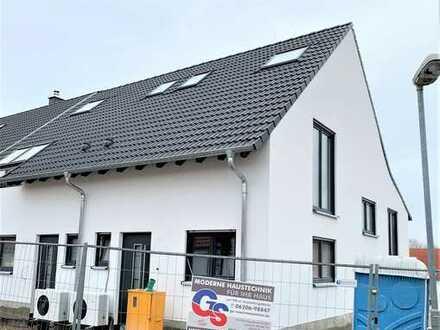 Modernes Reihenendhaus in Split-Level-Bauweise in ruhiger Wohnlage