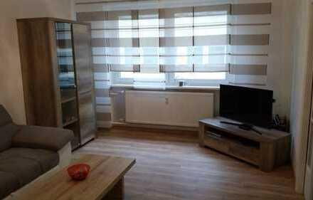 Vollständig modern renovierte 2-Zimmer-Wohnung mit Balkon und EBK in Schweinfurt Innenstadt