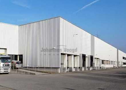 Hannover-Lehrte: Sehr interessante Logistikimmobilie nahe der A 2 zu vermieten