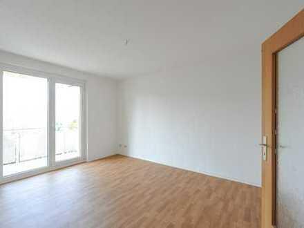 Geräumige 3-Raum-Wohnung im sanierten Bestand