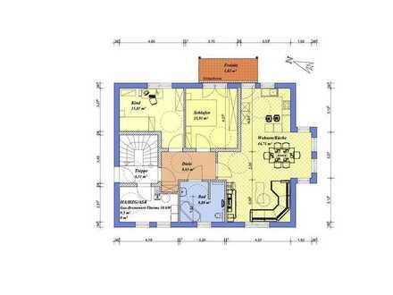 Erstbezug ab 02/21, durchdachter Grundriss, zentral, Stadthaus mit 3 Wohnungen- nur noch 1 Whg. frei