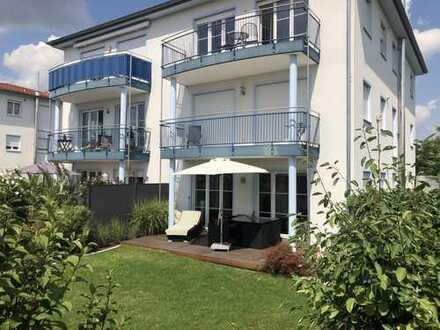 Schöne helle 3-Zimmer Wohnung in Landshut, Wolfgang