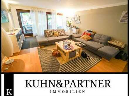 Bad Säckingen | Großzügig geschnittene 3 Zimmer Wohnung in Toplage mit Aufzug und Garage