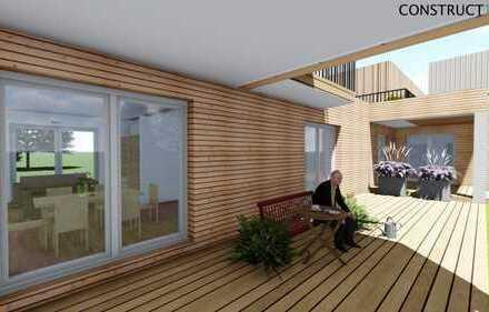 Erdgeschosstraum mit Terrasse & Garten!