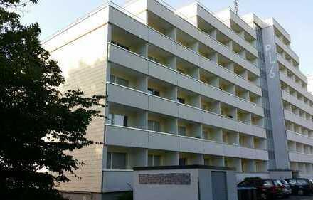 ****ACHTUNG STUDENTEN! Großzügiges Apartment mit Balkon in gepflegtem Gebäude****