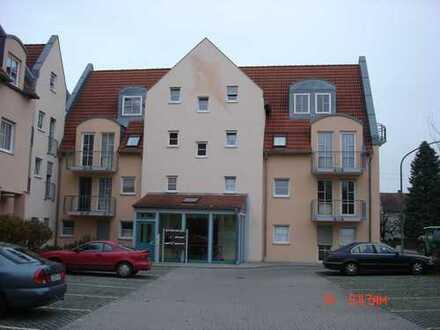 2 Zimmer Wohnung in Offingen mit Balkon und Außenstellplatz