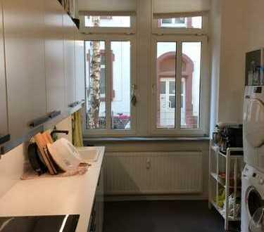 4-Zimmer-Altbau-Wohnung in der Neckarstadt Ost