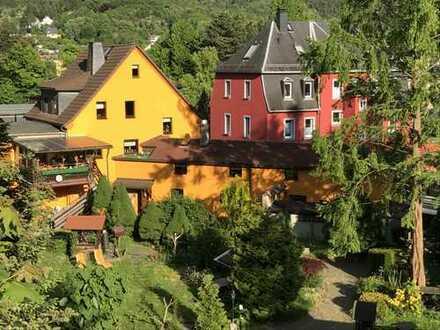 Provisionsfrei - parkähnliches Traumgrundstück mit Mehrfamilienhaus