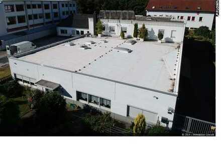 Gewerbeliegenschaft mit Lager-/Produktionsflächen + 2 Wohneinheiten zu verkaufen