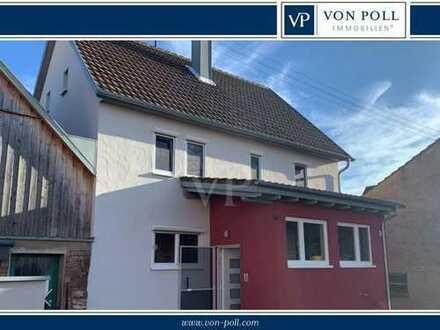 Liebevoll modernisiertes Einfamilienhaus sucht neue Besitzer...