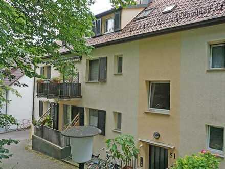 Vermietete 2-Zimmerwohnung in S-Kaltental